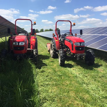 Operations and Maintenance Grass Cutting