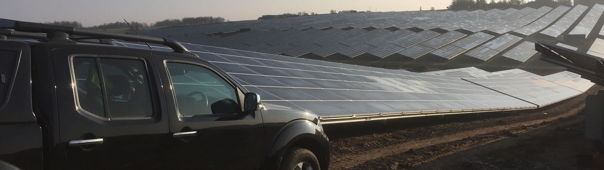 Solar Farm Installation